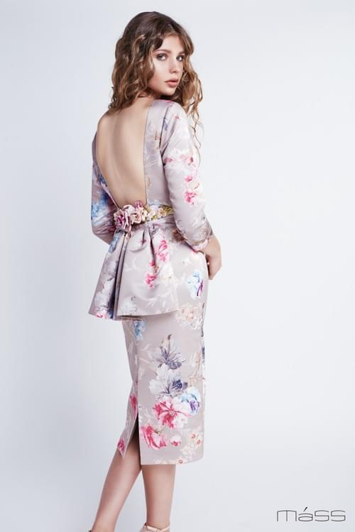 Vestido Matilde Cano Y193
