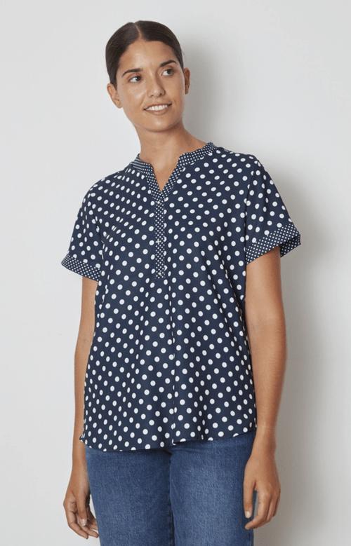 camiseta Galmalla lunares