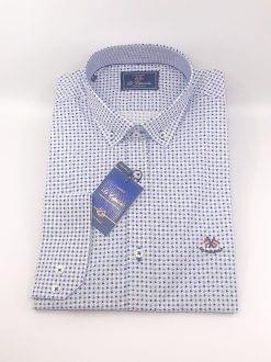 Camisa la Española estampada