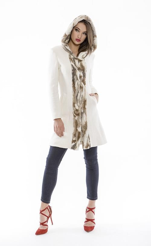 chaqueta Olimara blanco