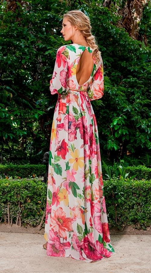 Vestido Olimara Rose 13190221