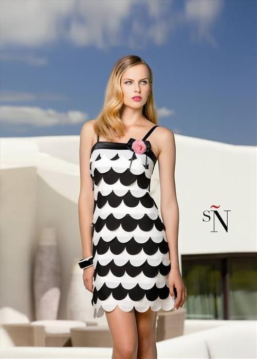 Vestido Sonia Peña T/38