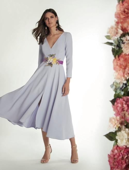 Vestido Matilde Cano J110 T/38