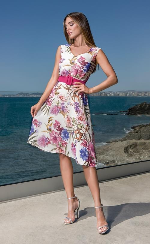 Vestido Olimara Rosa 3120137