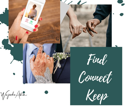 Find Connect Keep Online event Monday Tuesday 14th  July 2020