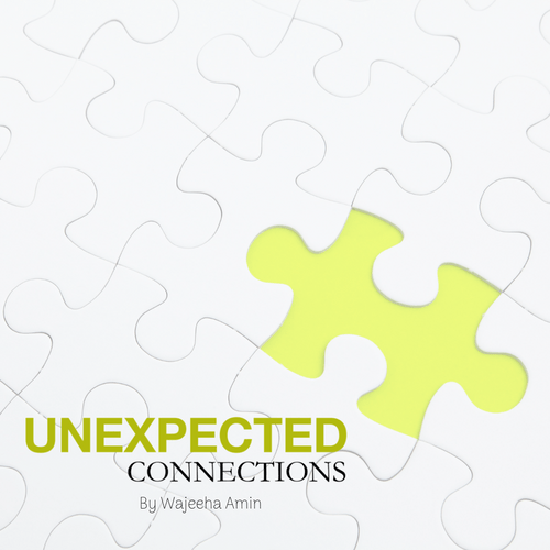 Unexpected Connections 27th  September 2019