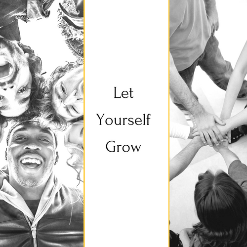 Let yourself Grow workshop - 27th July 2019