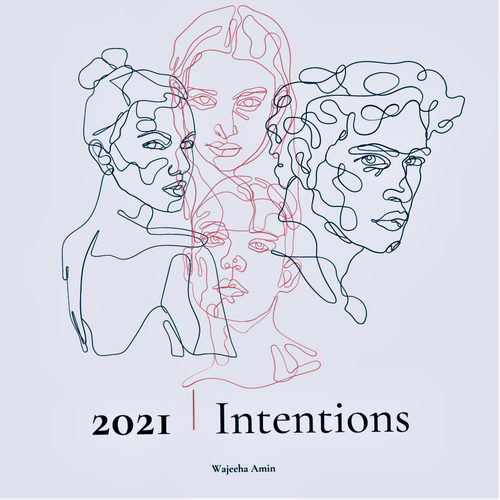 2021 Intentions Journal