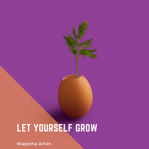 Let Yourself Grow 1st September 2018