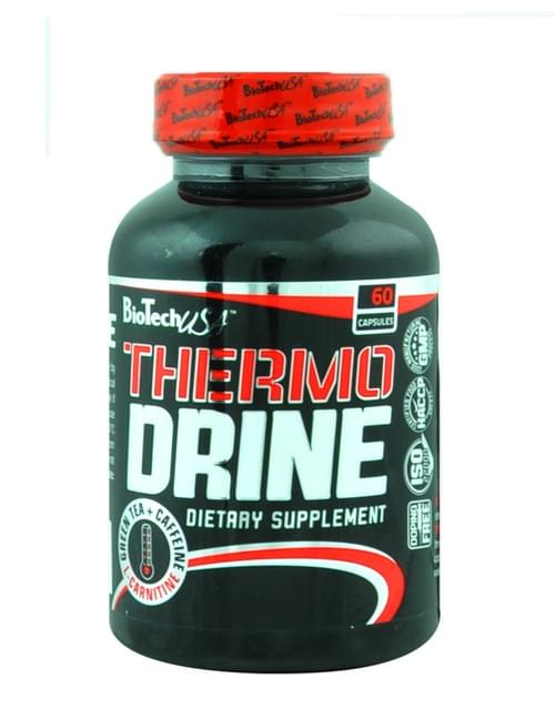 Thermo Drine 60 caps - BioTechUSA