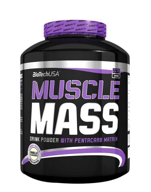 Muscle Mass - BioTechUSA