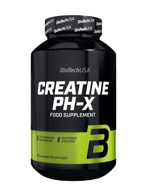 CREATINE PH-X - BioTechUSA