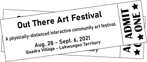 Out There Art Fest - Festival Pass