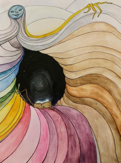 Night Dreamer by Ruth Margaret