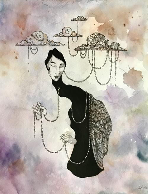 The Pearl Madame by Iris Moore