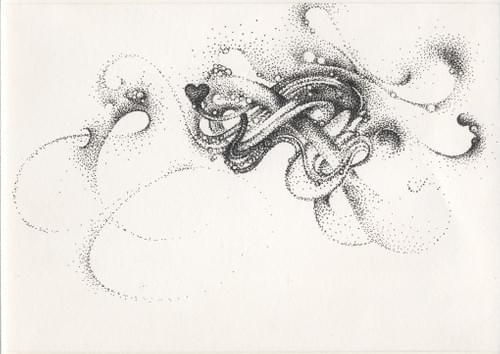 Heart Wave by Tatiana Makovkin