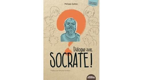 Dialogue avec Socrate - Fernand Schwarz