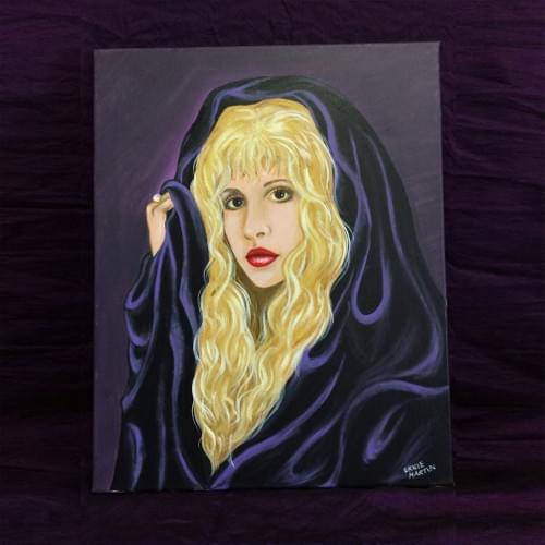 Stevie Nicks  16x20 Painting