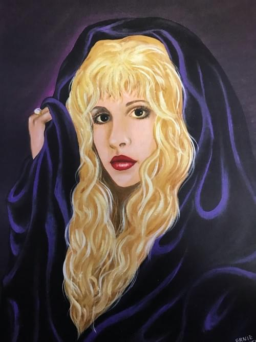 Stevie Nicks 8x10 Print