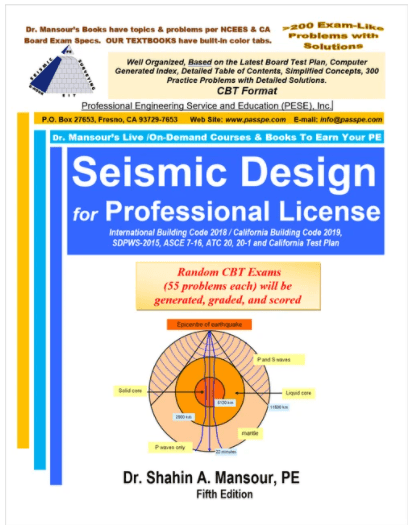 CE137 - Seismic Design for Professional License