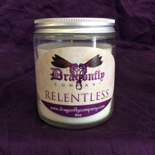 Relentless Candle