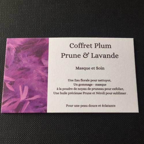 "Rituel ""PLUM "" Prune & Lavande"