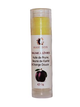 Baume Lèvres à la Prune