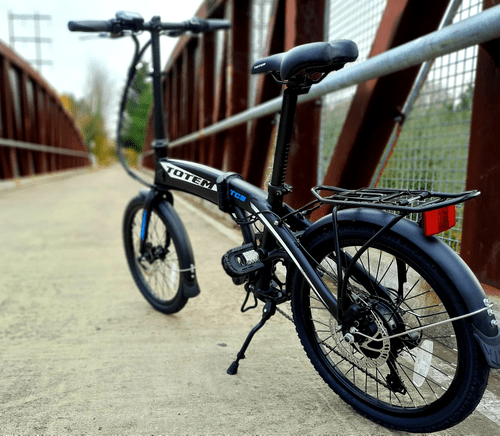 FREE SHIPPING* 2021 Totem TC3 - Foldable 250w Commuter bike - In Stock