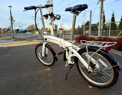 2020 TOTEM CS-260 Folding Electric Bicycle 250w  *Local sale only* In Stock