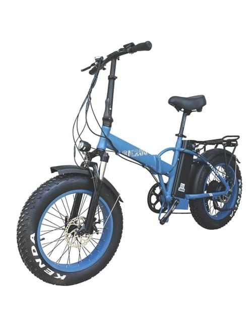 VTUVIA SK20 48v750w  Foldable Fat-tire