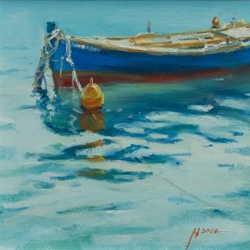 The Orange Buoy