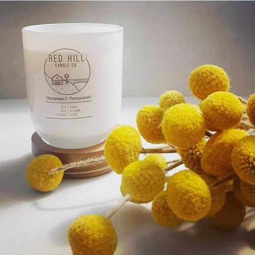 Small Handmade Soy Candles