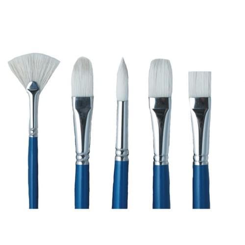 Art Spectrum® Series 900 Interlocked Hog Bristle Brush