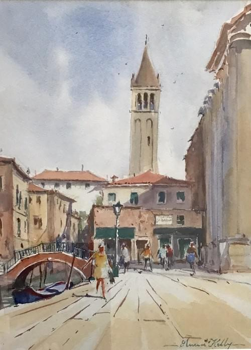 Campo San Barnaba, Venice