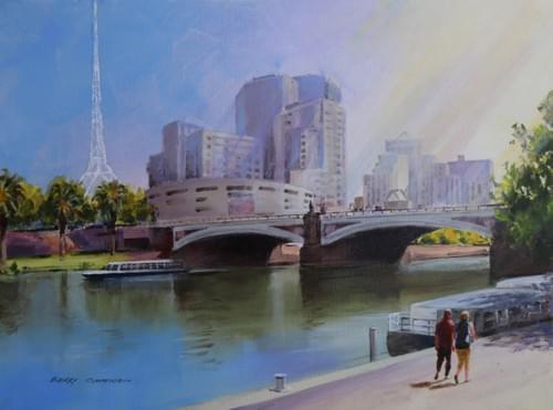 Melbourne Impression