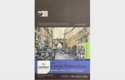 Canson Cotton Watercolour Paper