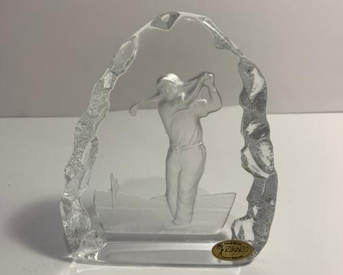 Crystal Golfer