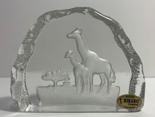 Crystal Giraffes