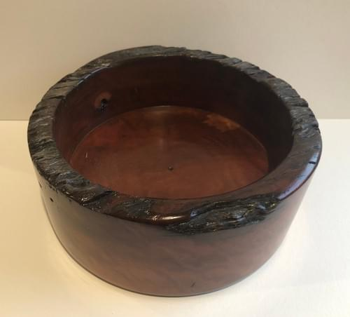 Wooden Bowl 1