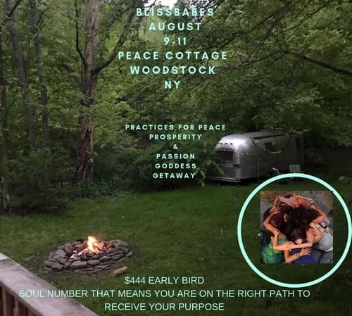Practices for Peace & Beauty Aug 9-11