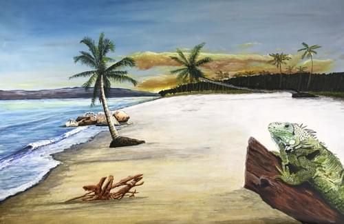 Iguanas Beach