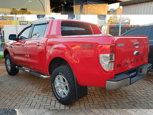 FORD - RANGER LIMITED  DC 4X4  3.2L