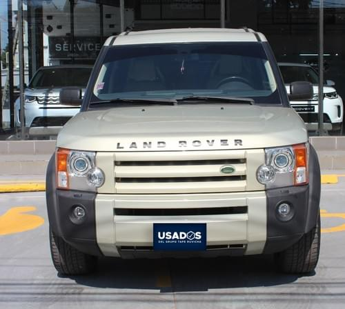 Land Rover | Discovery 3 | 2007 |