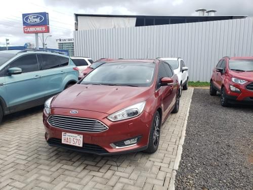 Ford Focus 2017 | 60 x 385 USD