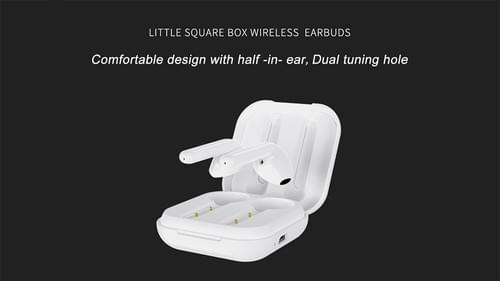 Fanghe Half-in-Ear Xtreme True Wireless Stereo Earbuds with Charging Case TWS i12 Supplier