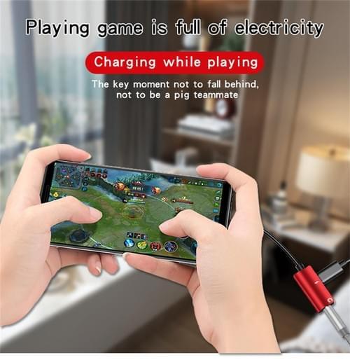 USB C Headphone Adapter USB C to headphone Jack Adapter, Type C Adapter, USB C Audio Adapter Bulk