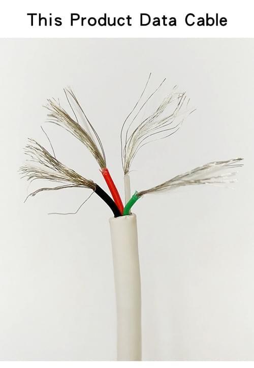 Bulk Injected woven Lightning Data Cable, Apple Lightning Cable, Apple Lightning to USB Cable 1M2M