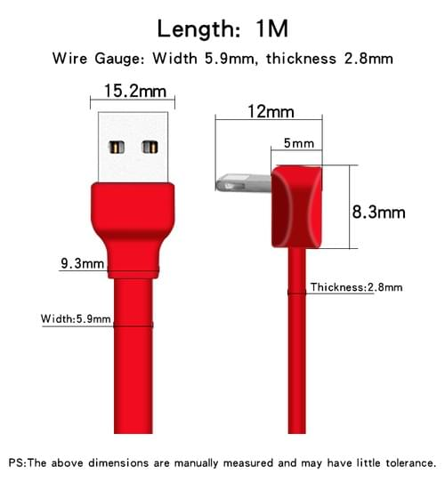 XGW655 TPE Apple Lightning Data Cable (For Game) Apple Lightning to USB Cable Apple Lightning Cable