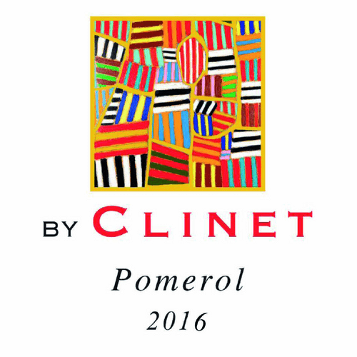 """By Clinet"" Pomerol 2016"