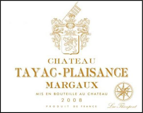 Château Tayac Plaisance 2008